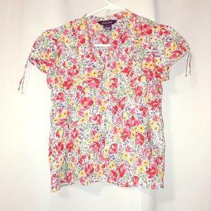 Beautiful Ralph Lauren blouse!